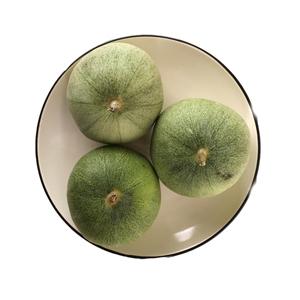绿宝香瓜1kg(3-5个装) 果肉厚实 香甜爽脆