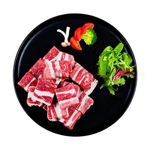 呼伦贝尔美味牛腩块500g 肥瘦相间,味道鲜美