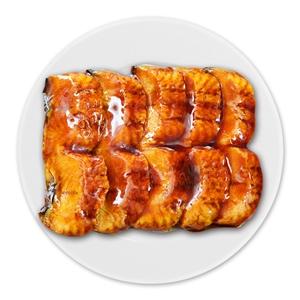 鳗鱼皇后蒲烧鳗鱼段120g 活鳗加工,肉质鲜美
