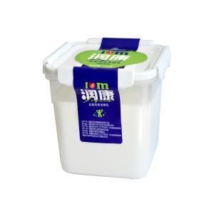 天润 润康全脂风味发酵乳 家庭装1kg 优选天山奶源,一口浓郁,滴滴香醇